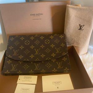 Authentic Louis Vuitton Rabat 23